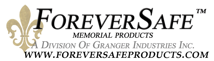 ForeverSafe Products, Cemetery Vases, Burial Urns, Cremation Urns, Cemetery Flower Vases, Replacement Vases