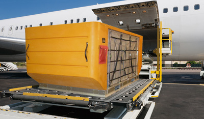 Air Cargo Containers, ULD 2, LD 2 Air Cargo, Granger Aerospace