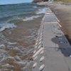 Stop Beach Erosion, Solution To Beach Erosion, Sandsaver