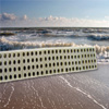 Sandsaver, Beach Erosion Solution, Natural Solution To Beach Erosion, Dreding Alternative